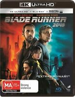 Blade Runner 2049 4K Ultra HD Blu-ray NEW digital Ultraviolet UV