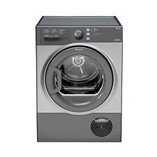 Hotpoint Aquarius TCFS 73B GG Condenser Tumble Dryer - Graphite