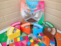 Trivial Pursuit DELUXE EDITION byPARKER  - Boxed Family Board Game