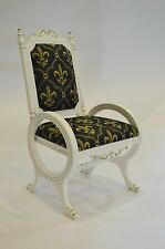 1:6 Scale Furniture Fashion Dolls  Action Figures 23027WG High Victorian Chair