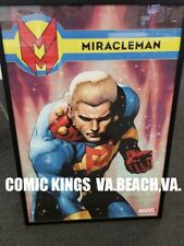 MIRACLEMAN POSTER by LEINIL YU 24x36 BRAND NEW ROLLED IN TUBE COMIC KINGS