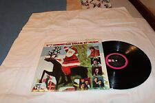 THE CHRISTMAS SOUND OF MUSIC-Side 1 All Glen Campbell/Various Artists LP STEREO
