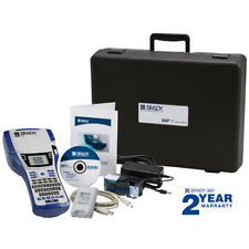 Brady BMP41 Handheld Label Printer, 300 dpi, includes AC Adapter & Rechargeable