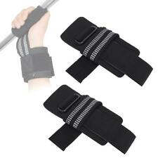 1 Pair Sport Weightlifting Pull-up Strap Gym Power Training Wristbands Belt Wrap
