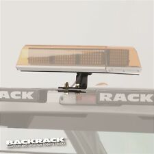 "BackRack Utility Light Bracket Center Mount, 10.5"" Rectangular Base - 91002REC"