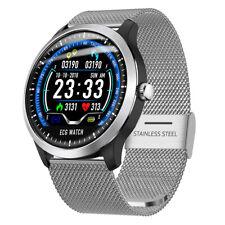 Smartwatch N58 Herzfrequenz Puls Uhr Blutdruck Fitness Sport Tracker Android iOS