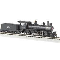 Bachmann 51405 Santa Fe #498 Baldwin 4-6-0 - DCC Sound Value Locomotive HO Scale