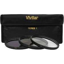 Vivitar 77mm 3-Piece Multi-Coated HD UV / CPL / ND8 Filter Set 77 mm