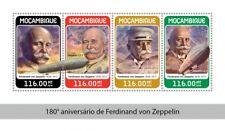 Mozambique  2018   Ferdinand von Zeppelin S201806