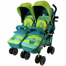 iSafe TWIN OPTIMUM Stroller Lil Friend Design The Best Stroller In The World