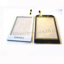 Top Touch Screen Digitizer Panel Pad Samsung C3300 Champ White