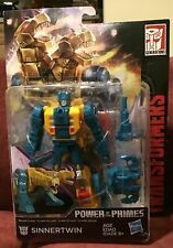 2019 New MIB Hasbro Transformers Power of the Primes SinnerTwin