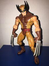 Marvel Legends Wolverine Series VI 6 Toybiz Brown Costume