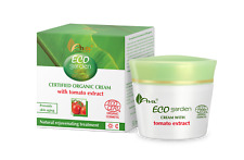 Ava Laboratorium Eco Garden Certified Organic Cream with Tomato Extract 50ml