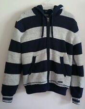 NWOT BUFFALO DAVID BITTON Men's Sweater Jacket SMALL Bloomingdale's DEFECT