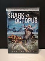 Mega Shark vs.Giant Octopus (DVD 2010)