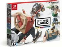 Nintendo Labo: Vehicle Kit [New Switch]