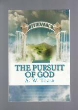 A.W. Tozer ~ THE PURSUIT OF GOD (PB) ~ New!