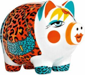Ritzenhoff Sparschwein Angela Ladeiro F12 Spardose Mini Piggy Bank Sammlerstück