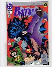 Batman 492 - Platinum Edition, Dealer Incentive, NM HTF Rare