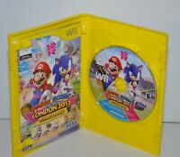 Mario & Sonic at the London 2012 Olympic Games Wii Game ( Nintendo Wii 2011 )