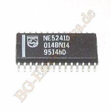1 x NE5241D Dolby ADM Digital Audio Decoder Philips SO-28 1pcs
