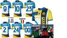 Maglia Inter 2022 jersey uomo man patch scudetto Internazionale