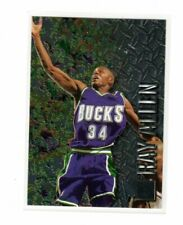 1996/97 Fleer Metal Ray Allen Rookie Card #186