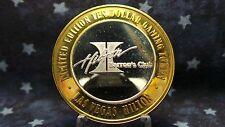 Las Vegas Hilton, LV, NV Ltd Ed $10 Gaming Token .999 Fine Silver Strike BC 365