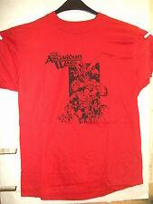 Vintage t-shirt: the asgardian Wars (Arthur Adams, Red) (XL) (Estados Unidos, 1989)