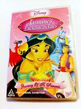 Disney Princess: Jasmine's Enchanted Tales - Journey of a Princess DVD - NEW