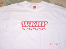 WKRP in Cincinnati Television T-SHIRT Dr. Johnny Fever