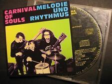 "CARNIVAL OF SOULS ""MELODIE UND RHYTHMUS"" - CD"