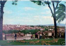 1970 ROMA Veduta panoramica dal Gianicolo
