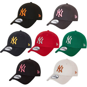 New Era Unisex 9Forty New York Yankees League Essential Adjustable Baseball Cap