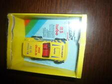 DARDA Motor Renault Service Team gelb blau Turbo R 5  NEU