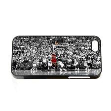 Nuevo caso de baloncesto Jordan teléfono iPhone 4 4S 5 5S 5C 6 Gratis P&P Calidad Superior