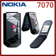 Original Nokia 7070 Prism 100% UNLOCKED 2G GSM UK seller PINK Colour