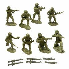 TSSD 1/32 VIETNAM WAR US MARINES USMC 16 PLASTIC SOLDIERS 6 WEAPONS FREE SHIP