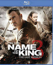 In the Name of the King 3: the Last Mission - Blu-Ray BRAND NEW / FACTORY SEALED