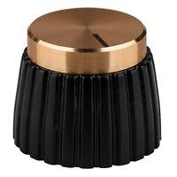 Marshall type Amp Knob Gold