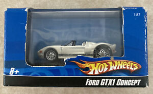 Hot Wheels Ford GTX1 Concept 1:87 2007 Release