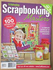 Australian Scrapbooking Memories Magazine Vol. 13 No. 1 - Free Postage