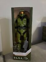 Halo Wave 1 Collection Master Chief with Assault Rifle Xbox Action Figure