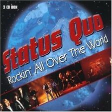 Status Quo - Rockin All Over the World (3CD Box) [New CD] Germany - Import
