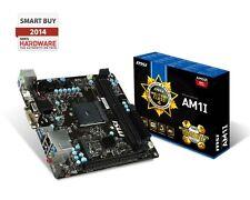 MSI Orginal AMD AM1 Socket Athlon Sempron APU Mini-ITX Motherboard AM1I