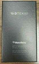 Blackberry DTEK60 32GB (Black) Unlocked Smartphone BBA100-1 -EARTH SILVER