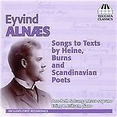 Eyvind Alnaes: Songs to Texts By Heine, Burns And... CD NEW
