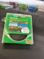 New Hoya Skylight High Quality Filter 49MM, Pitch 0.75