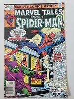 MARVEL TALES #114 (1980) REPRINTING AMAZING SPIDER-MAN #137! HTF NEWSSTAND ED